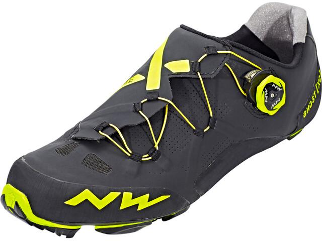 1eba8520a49f1 Northwave Ghost XC - Chaussures Homme - jaune noir - Boutique de ...